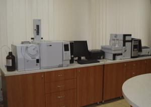 Determinarea ftalaților, aromatizatorilor sintetici la gaz- cromatograful cu mas-detector GCMS-QP2010 (Shimadzu)