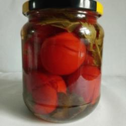 Elaborarea tehnologiei de fabricare a legumelor conservate cu acidifianţi din mere şi din struguri
