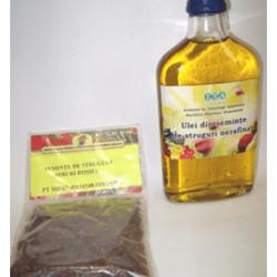 Tehnologia de obţinere prin presare la rece a uleiului din seminţe de struguri şi a prafului alimentar